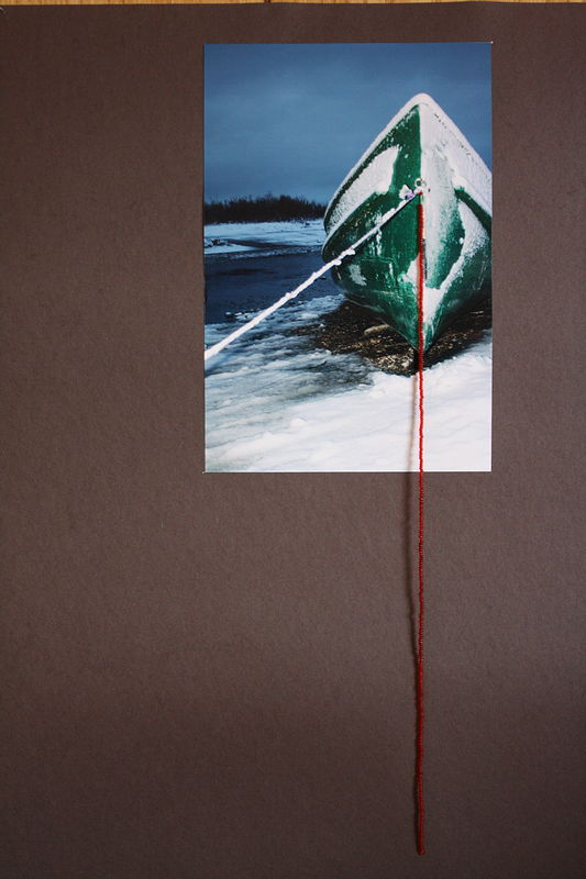 Photography Canoe Attawapiskat by Sharon  Hunter
