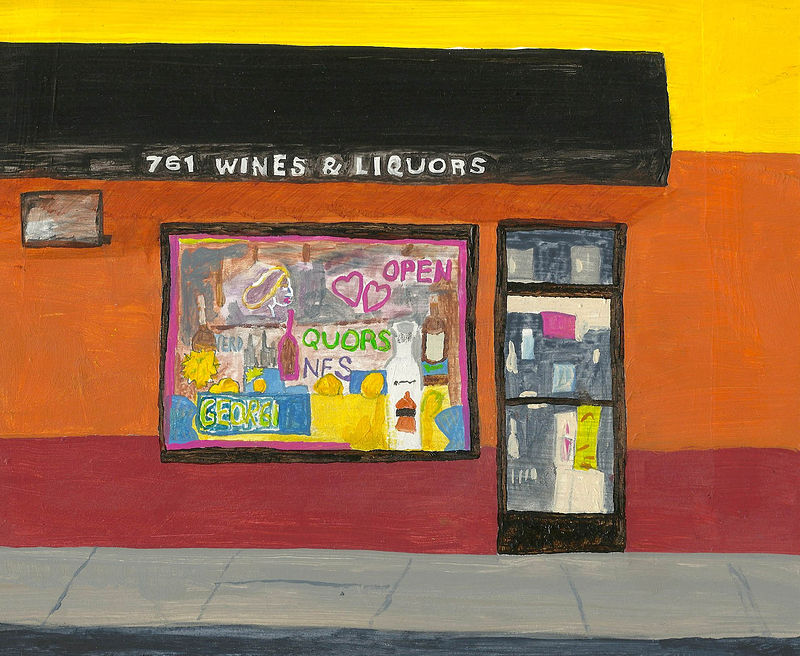 more than wine and liquors by anthony Ziegler