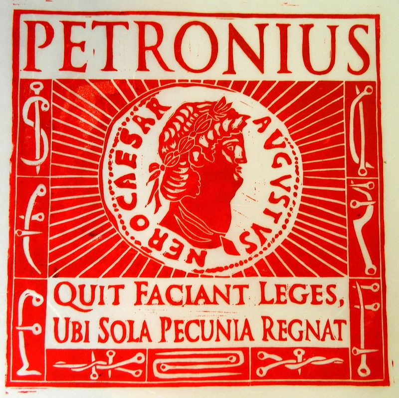 Petronius (Red) by Phil Cummings