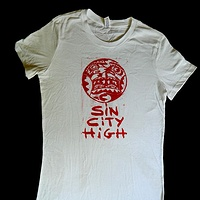 Print Sin City High cartouche (T-shirt) by Phil Cummings