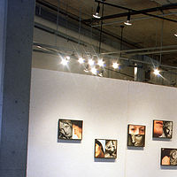 Diane Farris Gallery 1993 by Monique Fouquet