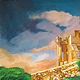 Rock Of Cashel by John Keaton