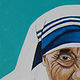 Mother Theresa by John Keaton