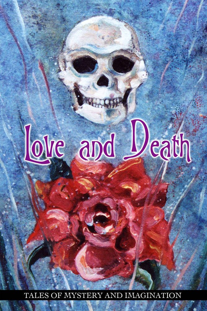 Love And Death Book Cover by John Keaton