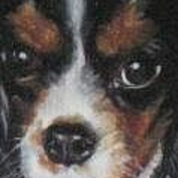 Oil painting Wilson by Judith  Elsasser