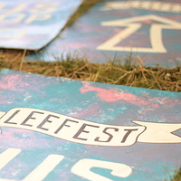 Mastering the LeeFest Font by ROSE WILLIAMS