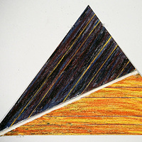 Drawing Diagonal Division by Gary Eleinko