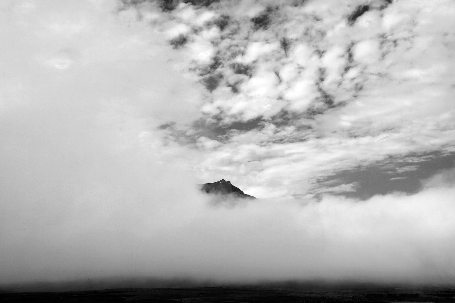 Mt. Clouds 2 by John  Douglas