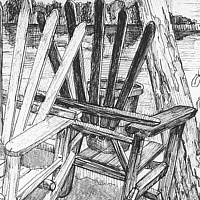 Chairs by Joel Abramson