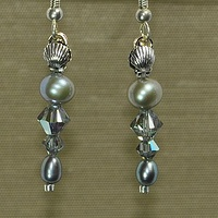 Celadon Silver and Satin by Sue Ellen Brown