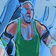 Painting WWE  Boards for regular national tv spots by Allen Wittert