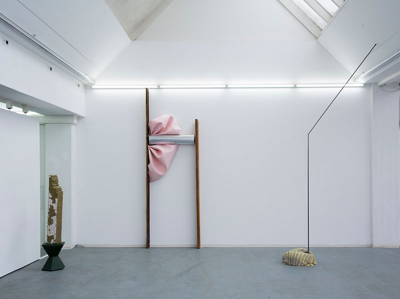 Installation View- Forum Factory- Berlin, Germany by Laine Godsey