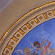 Main Entrance Rotunda Ceiling by John Keaton