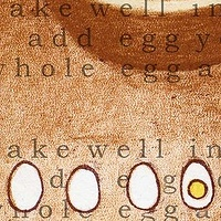 Detail - Egg Noodles: SURVIVING CHILDHOOD by Amie T. Rangel