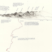 Across the Sierra - Linear Progression by Amie Rangel