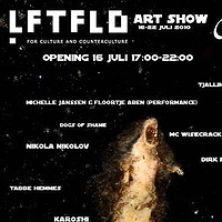 LFTFLD, Chillerie Gallery by Chloé Surprenant