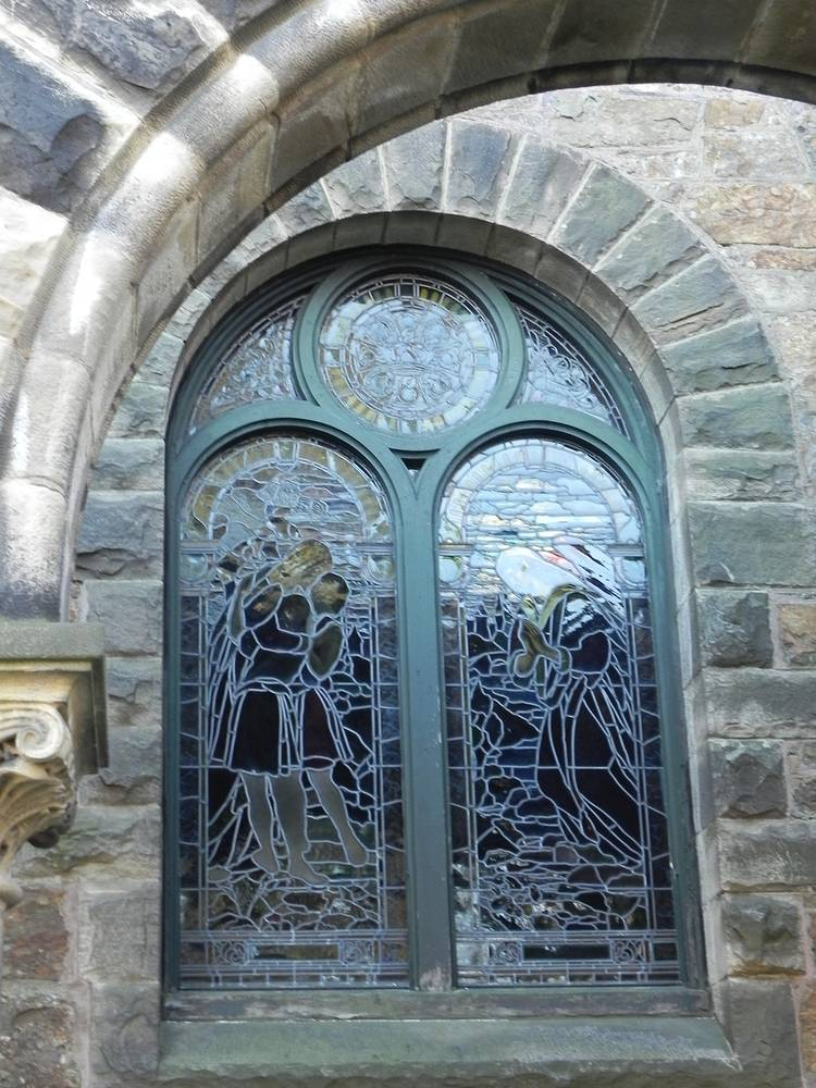 Leaded Glass by Anastasia O'melveny