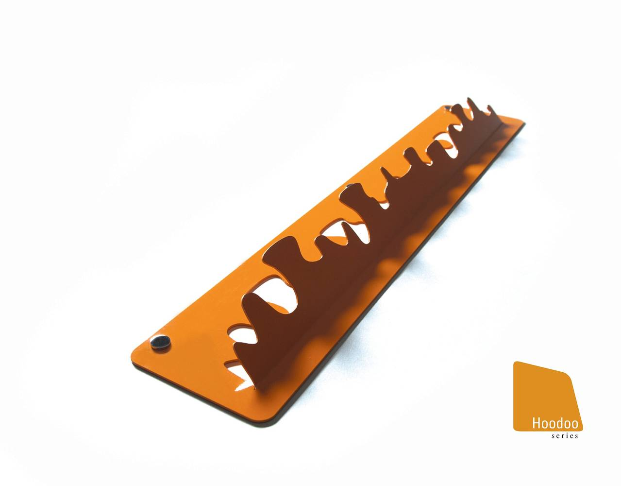 Hoodoo Rack Orange by Shoko Cesar