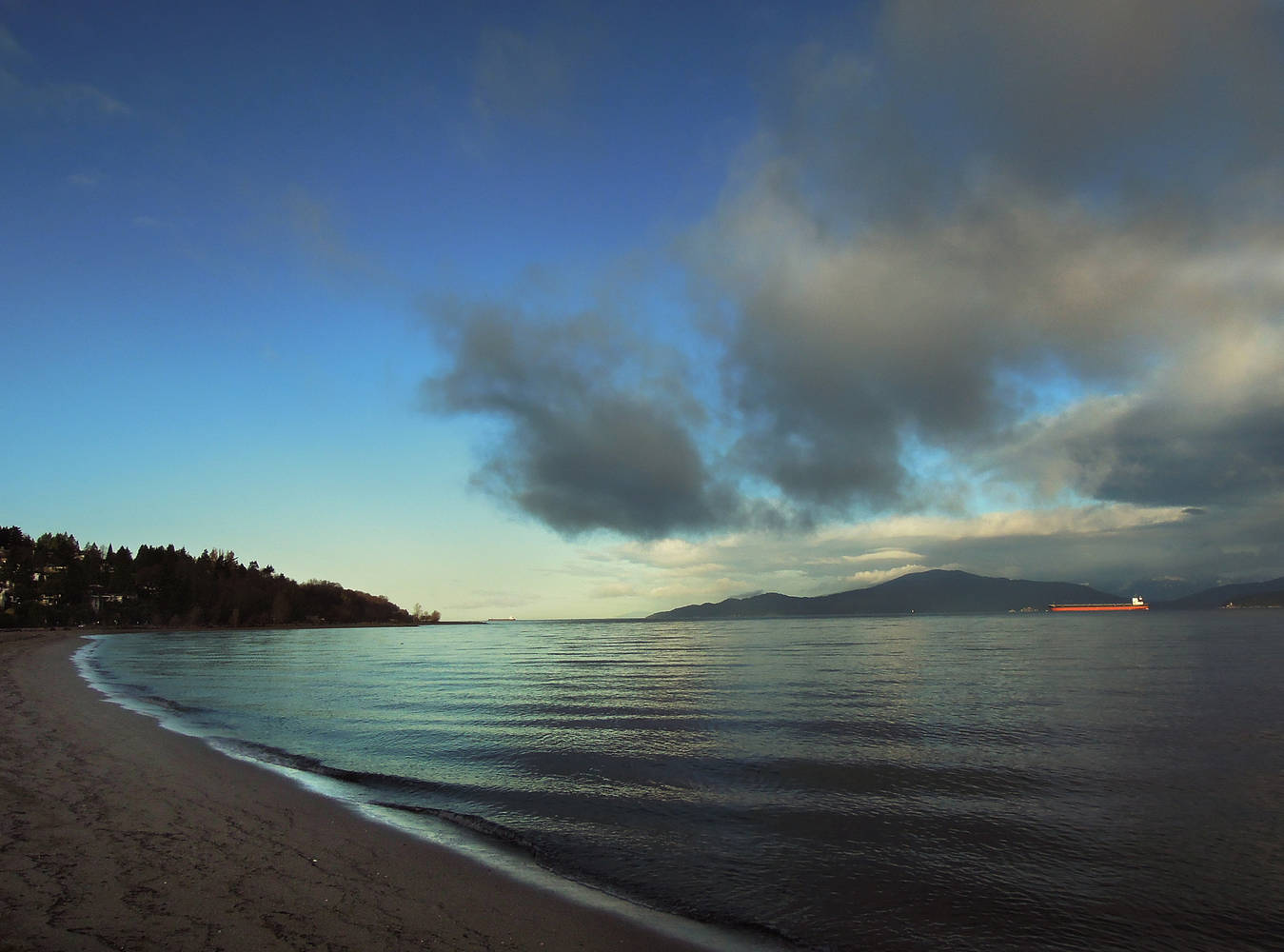 English Bay 2 by Jim Friesen
