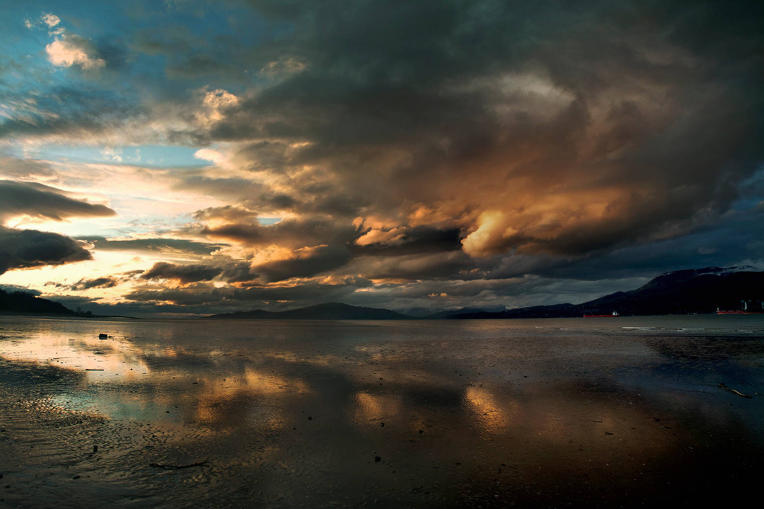 English Bay 5 by Jim Friesen