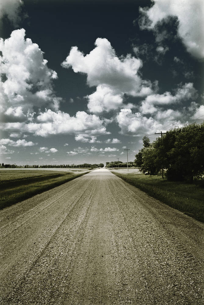 Road Home by Jim Friesen