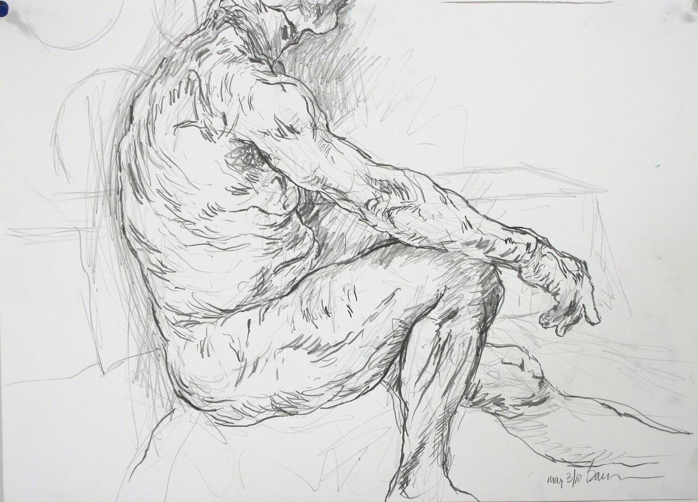 img_0544seated male nude by Peter Barron