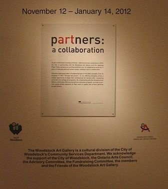 pARTners: a collaboration WAG Exhibition by Clayton King