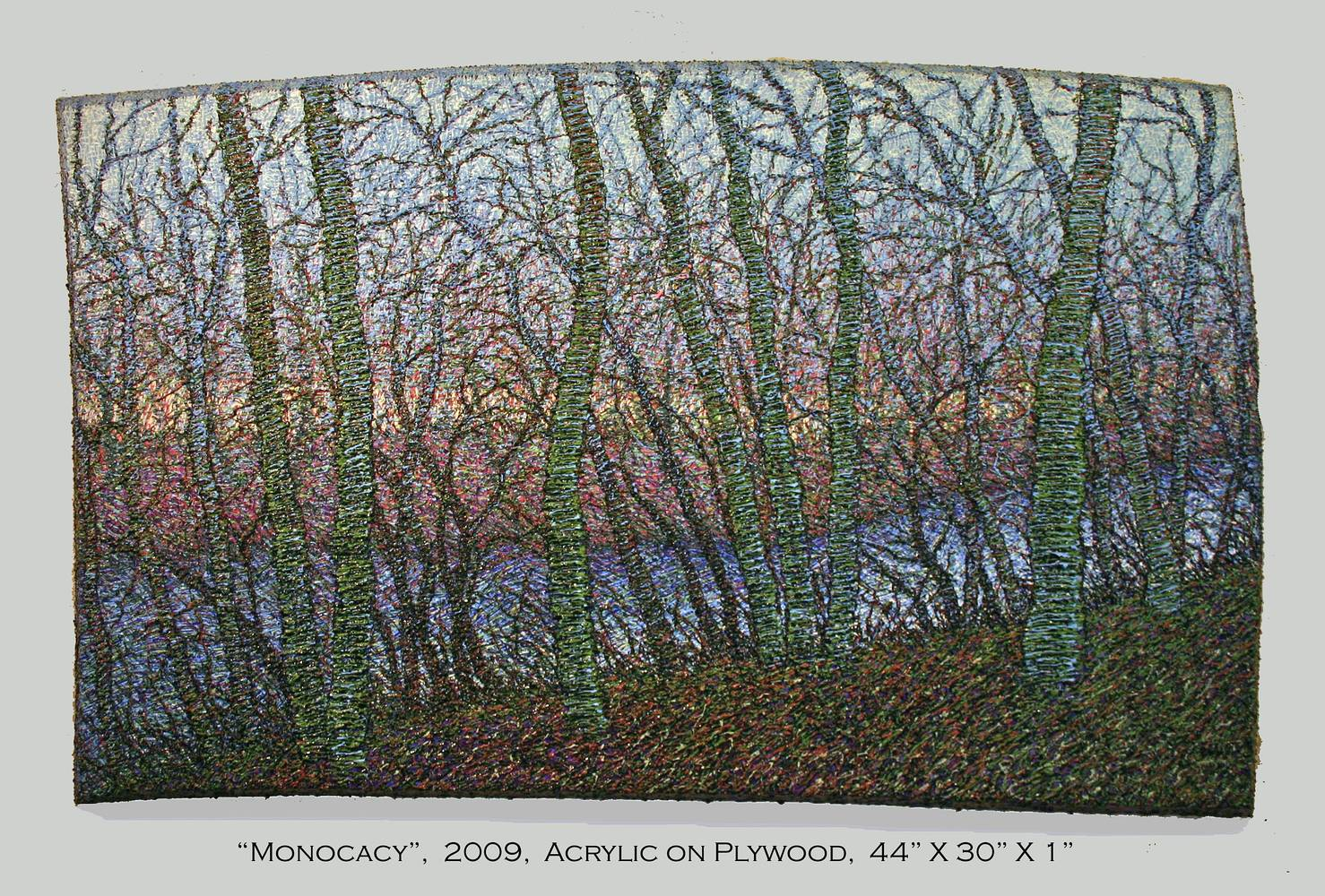 Monocacy, 2009 by Douglas Moulden