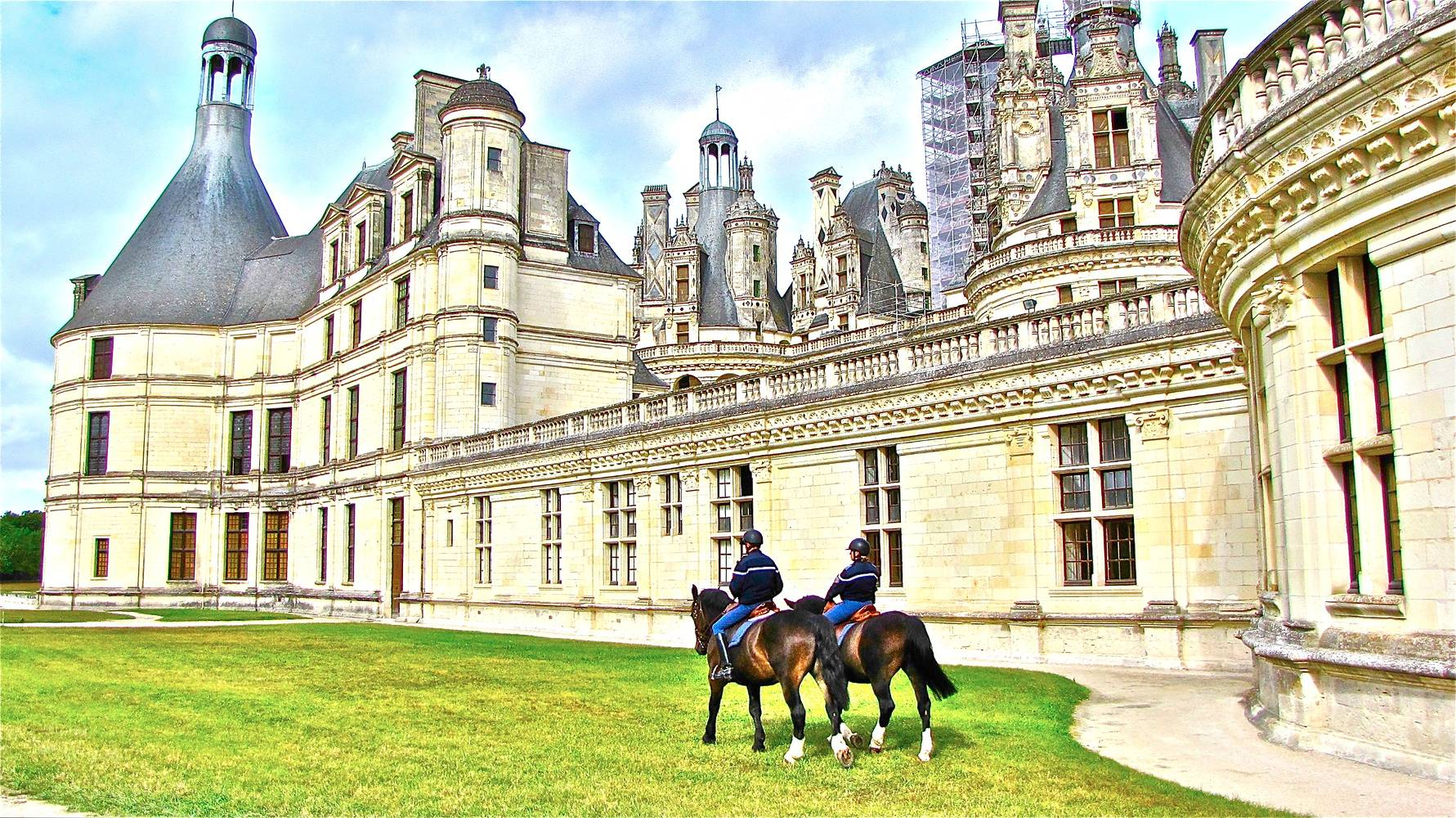 CHAMBORD SECURITY by Joeann Edmonds-Matthew