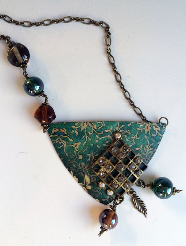 Necklace by Susan Parrish