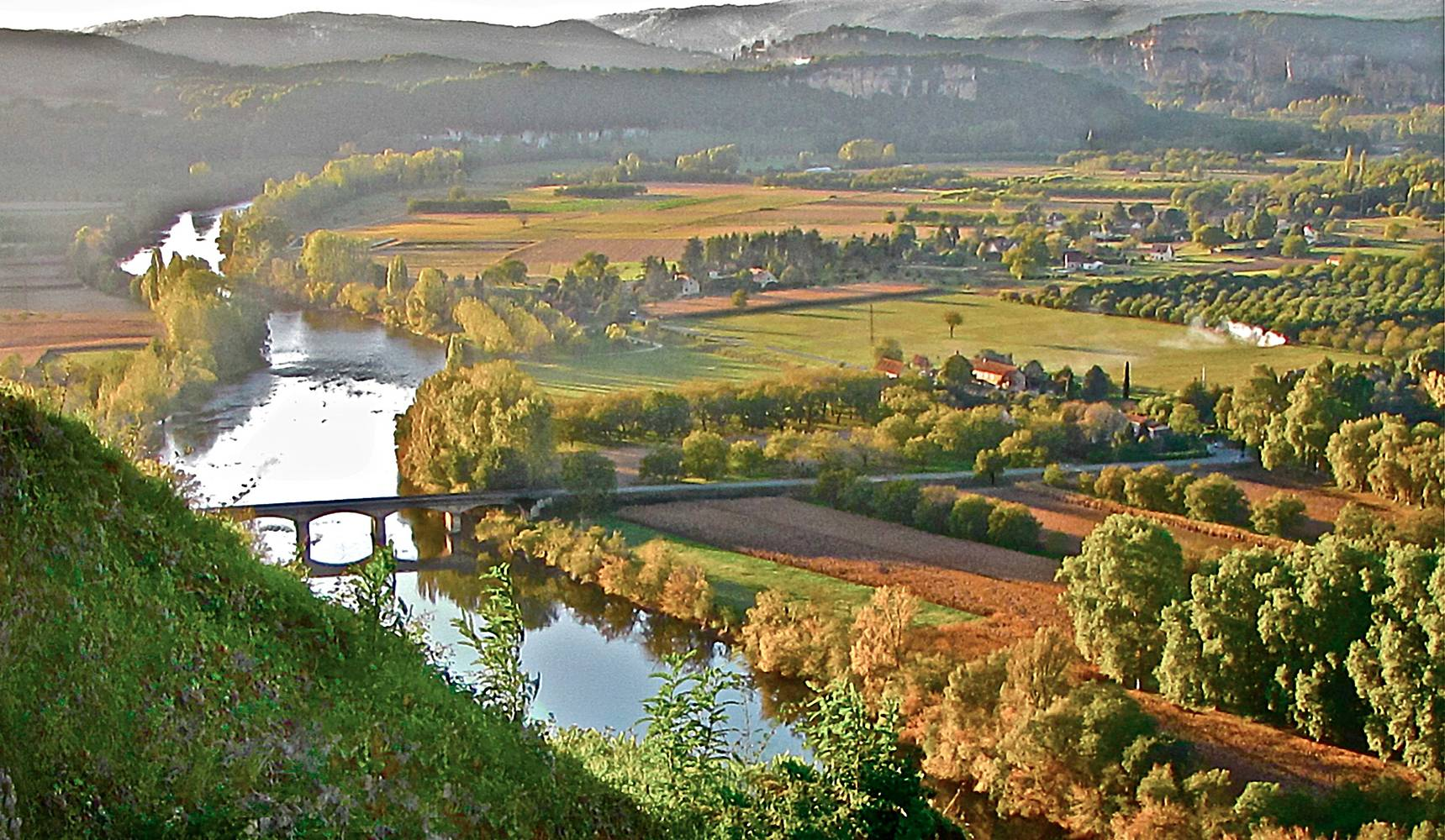 Dordogne Valley, FRANCE by Joeann Edmonds-Matthew