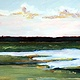 Oil painting Wetlands by Paul Sershon
