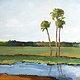 Oil painting Merritt Island #1 by Paul Sershon