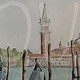Watercolor Venise by Sophie Dassonville