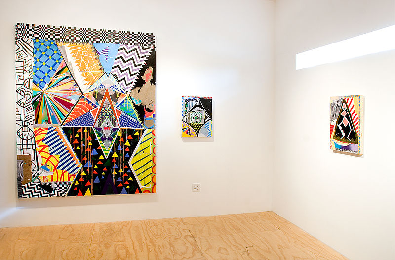 ]x4N4Du[ installation view by Brian Porray