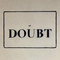Drawing self Doubt by Kristin Calhoun