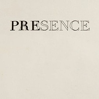 Drawing Presence/Absence by Kristin Calhoun