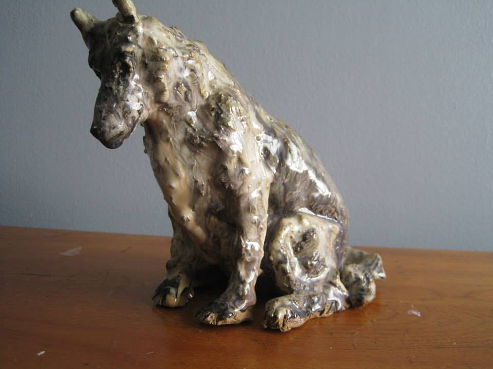 clay 2 by Carolyn Bonier