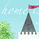 The Letter H for Home is Your Castle by Valerie Lesiak