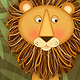 L is for Lion by Valerie Lesiak