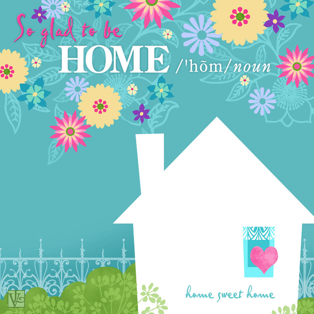 Home by Valerie Lesiak