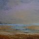 Oil painting SOLD/Morning Glow @ Thomas Henry Gallery in Nantucket by Nella Lush