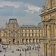 LOUVRE COURT YARD  by Joeann Edmonds-Matthew